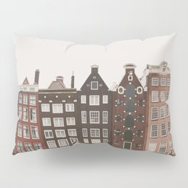 Amsterdam Crooked Row Pillow Sham