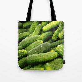Cukes Tote Bag
