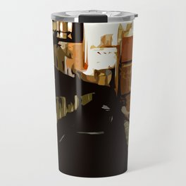 New York Rails  Travel Mug