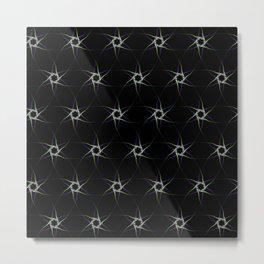 Pattern Natalie Metal Print