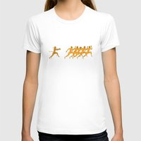 greece T-shirts featuring Ancient Greece by ispman