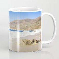 Rocks on Beach, Big Sur, California Mug