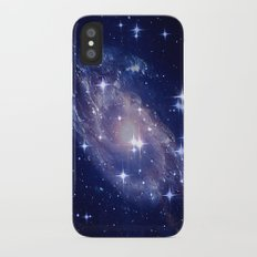 Galaxy deep in space. iPhone X Slim Case