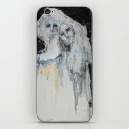 Two Is Better Than One iPhone Skin