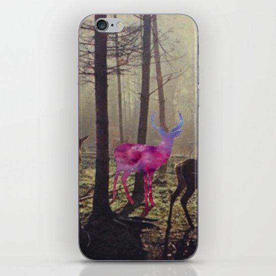 The spirit II iPhone & iPod Skin