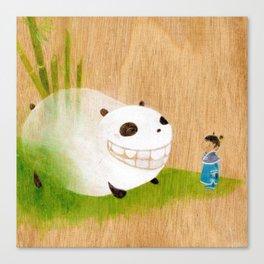 AiLiSi in wonderland Canvas Print