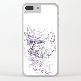 Not Immigrants Clear iPhone Case