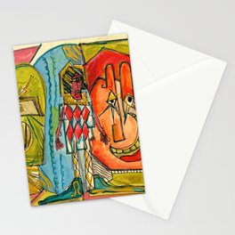 Happy Crimble Stationery Cards