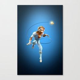 Thundercats iphone case Canvas Print