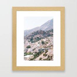 Village in Crete, Greece   Fine Art Travel Photography Print Framed Art Print