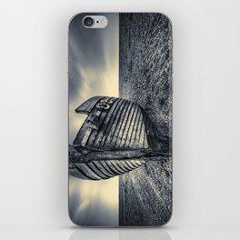 Broken Boat iPhone Skin