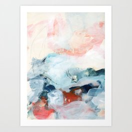 abstract painting III Art Print