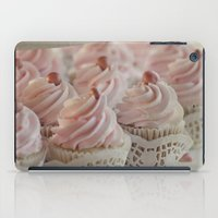 cupcakes iPad Cases featuring Cupcakes by Mary Kilbreath