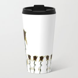 Sad is one complicated emotion of a cat! Travel Mug