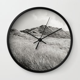 Landscape of my memory Wall Clock