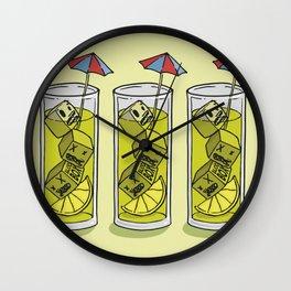 Bajoca Box - Cuba Libre Wall Clock