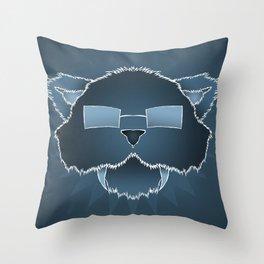 cat starr Throw Pillow