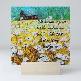 Send Me Mini Art Print