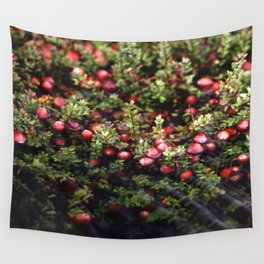 Cranberry Bog  Wall Tapestry