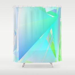 Tropical Breeze 1 Shower Curtain