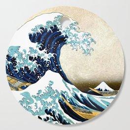 Kanagawa Oiled Cutting Board