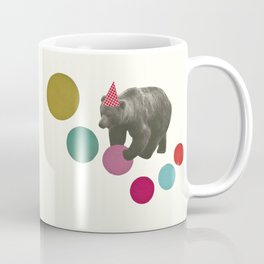 Birthday Bear Coffee Mug