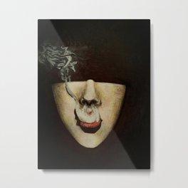 """""""Le Toc"""" Metal Print"""