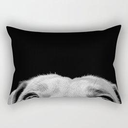 Bad Boy Rectangular Pillow