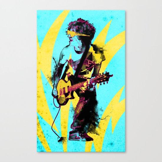 Soundcheck Canvas Print