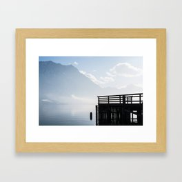 Waterscape Framed Art Print