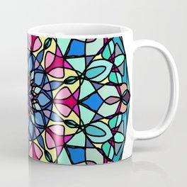 mandala style of mayan calendar Coffee Mug