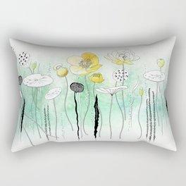 Watercress Pond Rectangular Pillow
