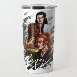 Whispers of the Past Travel Mug