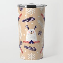 Warm Travel Mug