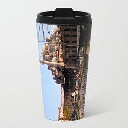 The last mosque. Travel Mug