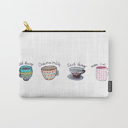 United States of Tea Carry-All Pouch