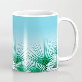 Airhead - memphis throwback retro vintage ombre blue palm springs socal california dreamer pop art Coffee Mug