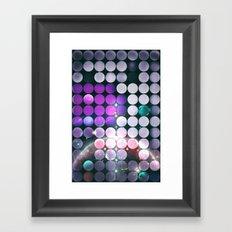 phyzyz Framed Art Print