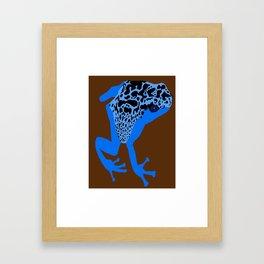 grenouille Framed Art Print
