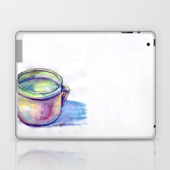 Pink Cup Laptop & iPad Skin