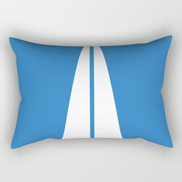 Autobahn Rectangular Pillow
