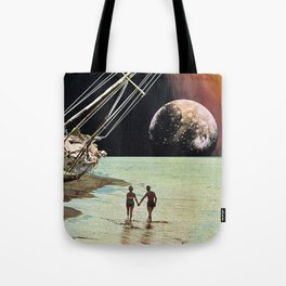 Set Sail for the Stars Tote Bag