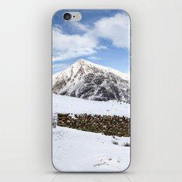 A Winter Wonderland iPhone Skin