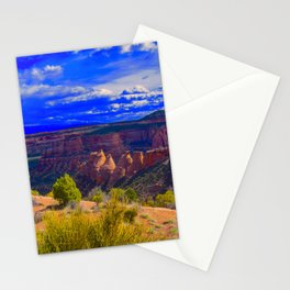 Coke ovens Stationery Cards