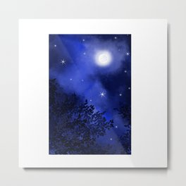 The moment I'm missing you2 Metal Print