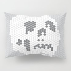 Skull Tile Pillow Sham