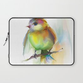 singing birdie Laptop Sleeve