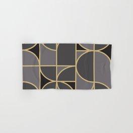 Art Deco Graphic No. 34 Hand & Bath Towel