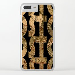 Boston 1850 Clear iPhone Case
