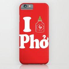 I Heart Pho Slim Case iPhone 6s
